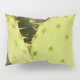"Englemann's Prickly Pear Cactus ""Mitten"" Pillow Sham"