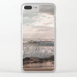 A Little Splash Clear iPhone Case