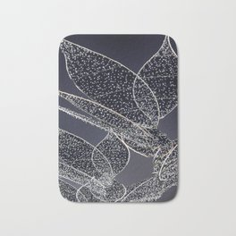christmas lights Bath Mat