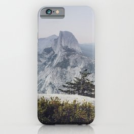 Half Dome View iPhone Case