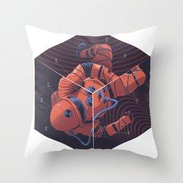 Cube Throw Pillow