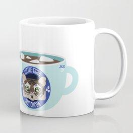 Little Tiger Hot Cocoa Coffee Mug