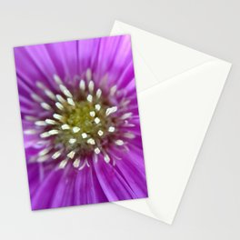 Purple Sun Stationery Cards