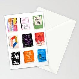 Library Still Life Stationery Cards