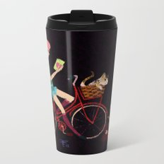 Love Letters Metal Travel Mug