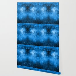 d20 Icosahedron Crystal Wind Wallpaper
