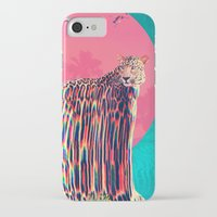 jaguar iPhone & iPod Cases featuring Jaguar by Ali GULEC