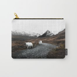 Ram Crossing / Isle of Skye Carry-All Pouch