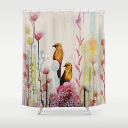 les explorateurs Shower Curtain