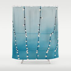 Little Lights. Shower Curtain
