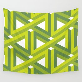 Illusion Wall Tapestry