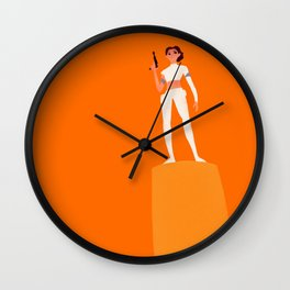 Aggressive Negotiations Wall Clock