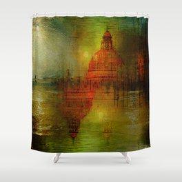 Immortal Venice Shower Curtain