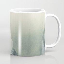 My Peacful Misty Forest Coffee Mug