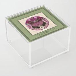 Celebrate Manifestation Mandala No. 9 Acrylic Box