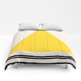 Code Yellow 002 Comforters