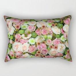 Peony rose dream Rectangular Pillow