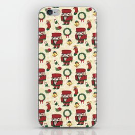 Nutcracker Holiday Christmas SB1 iPhone Skin