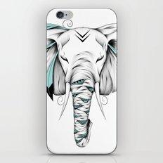 Poetic Elephant iPhone & iPod Skin