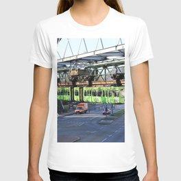 Wuppertaler Schwebebahn 2016 - Wuppertaler Zoo T-shirt