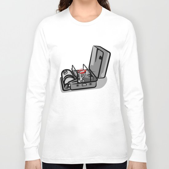 Stove  Long Sleeve T-shirt