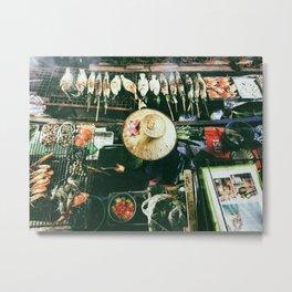 BANGKOK Metal Print