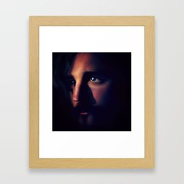Me Framed Art Print