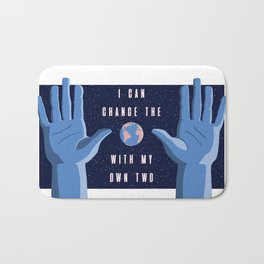 With my own two hands Bath Mat