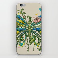 Lifeforms iPhone & iPod Skin