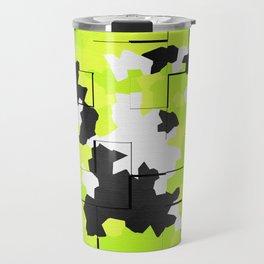 NATURE ISLAND TEXTURE Travel Mug