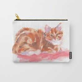 Ginger Girl Carry-All Pouch