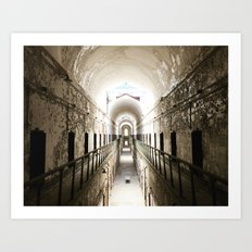 Eastern State Penitentiary  Art Print