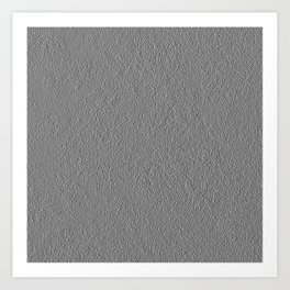 Dusty Moon Art Print