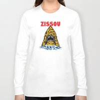 steve zissou Long Sleeve T-shirts featuring Zissou by Buby87