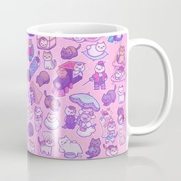 Neko Atsume Coffee Mug