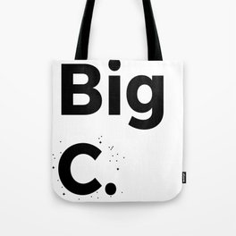 BigC. by Cosmic StatioN Tote Bag