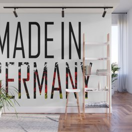 Made In Germany Wall Mural