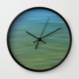 Water 99.18 Wall Clock