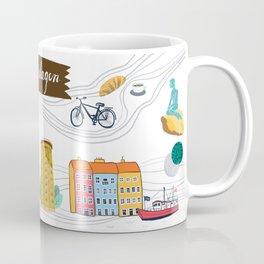 City mug Copenhagen Coffee Mug
