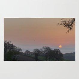 Spring Sunrise Rug