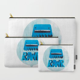 Rawr Returns! Carry-All Pouch