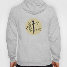 Pin-Tailed Wydah Hoody