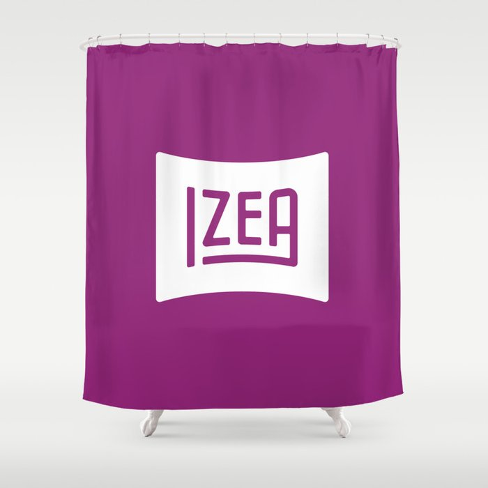 IZEA Classic Shower Curtain By Izea