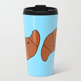 You choose how to be: happy or sad Travel Mug