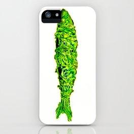 Lisbon Sardine iPhone Case