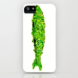 Lisbon Sardine iPhone Case