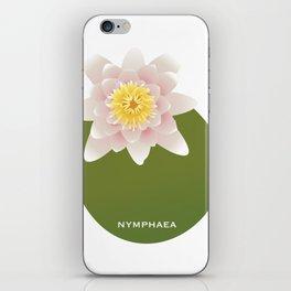 Nymphaea iPhone Skin