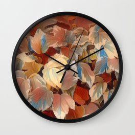 Variations of Color Wall Clock