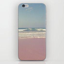 Sea waves 2 iPhone Skin