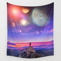 Whatever's Out There Wall Tapestry